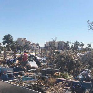 Mexico Beach , FL destruction