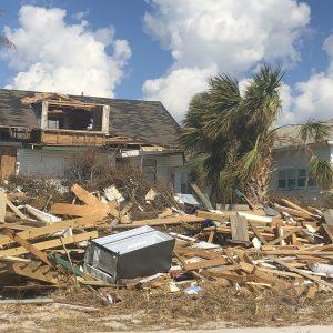 Neighborhood Destruction Mexico Beach 2 IMG_6855