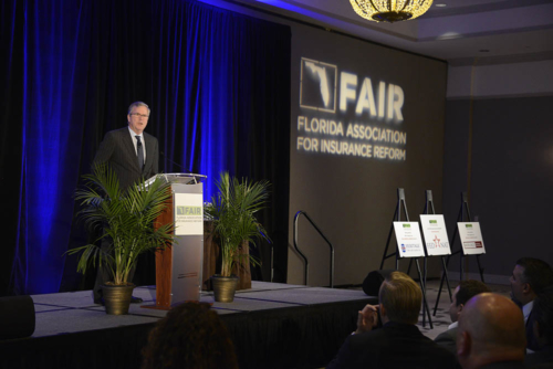 Florida Association for Insurance Reform (FAIR) Sixth Annual Awards Gala and Benefit, November 2018