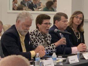 National Council of Insurance Legislators (NCOIL) Summer Meeting with Lisa Miller