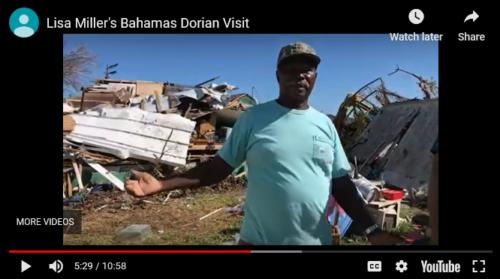 Green Turtle Cay, Bahamas video of Hurricane Dorian's destruction