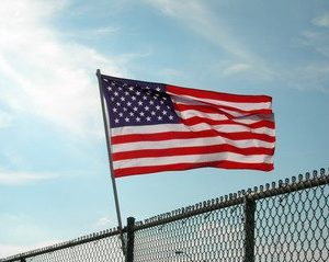 american-flag-on-fence