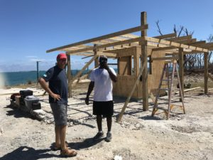 Hurricane Dorian Bahamas rebuilding