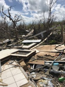 Green Turtle Cay, Bahamas home completely destroyed in Hurricane Dorian